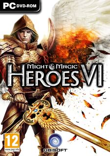 Might and Magic Heroes VI Cover