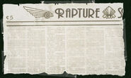Rapture Standard Newspaper