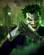 Joker ArtDCUO