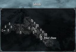 Solitude erikurs house map