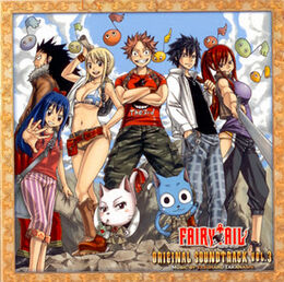 Fairy Tail Original Soundtrack Vol 3