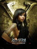 X-men first class angel