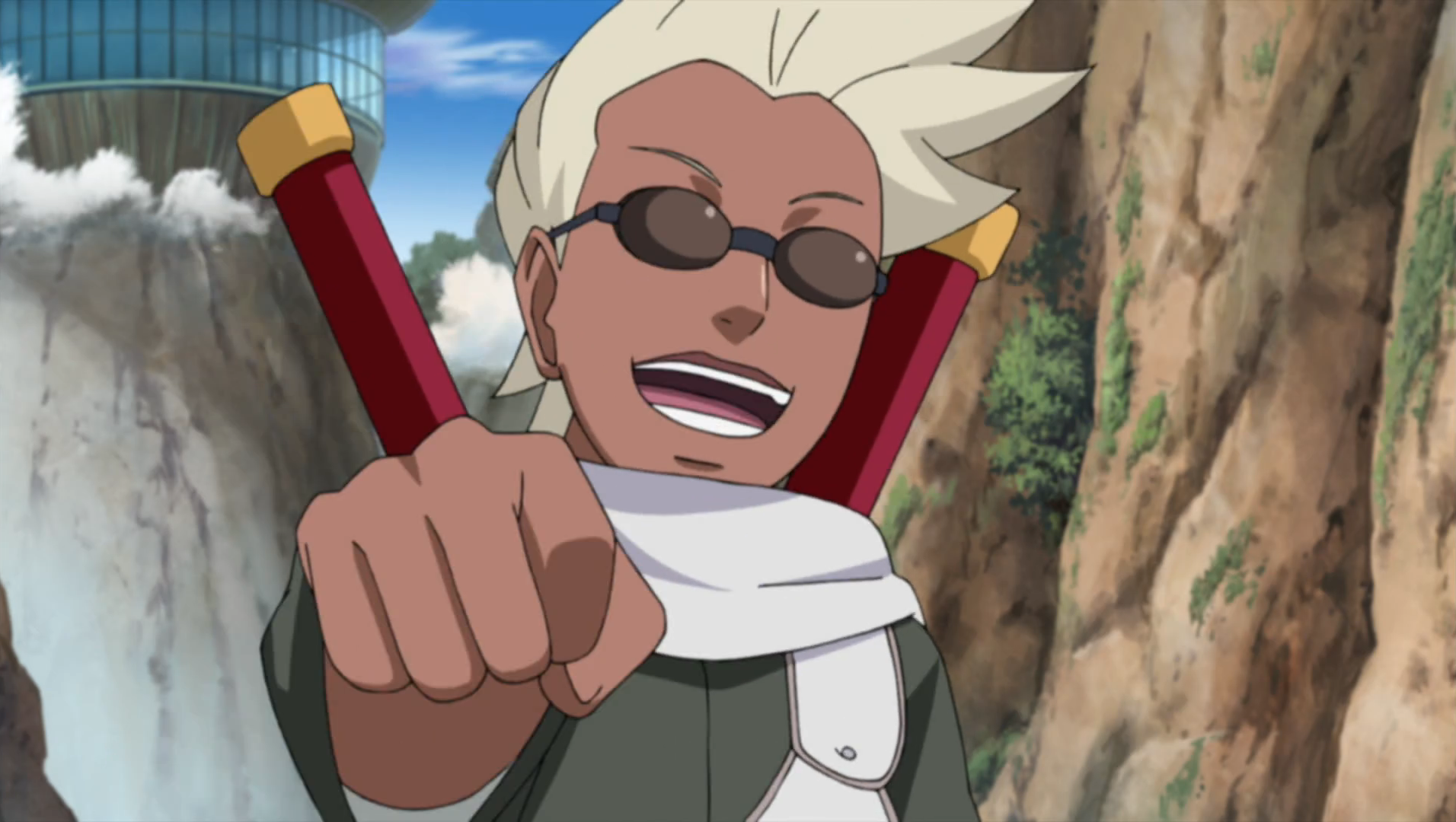 Killer bee vs naruto - photo#28