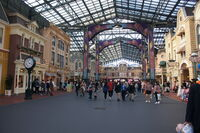 World Bazaar of Tokyo Disneyland
