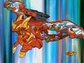 Lumino Dragonoid Explosix Gear BallForm