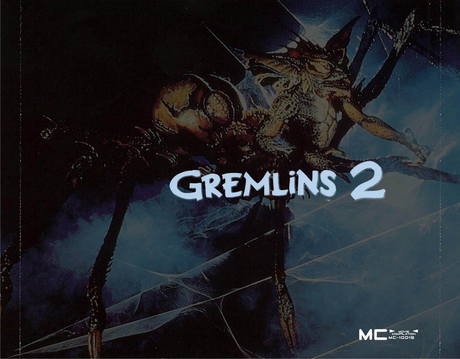 Gremlins 2 complete backin