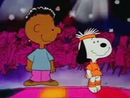 Snoopy&amp;franklin