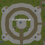 Grand exchange water source map location