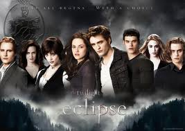 The Cullens twilight eclipse wallpaper