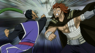 Gildarts &amp; bluenote hitting each other