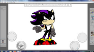 Darkness the Hedgehog By Metal