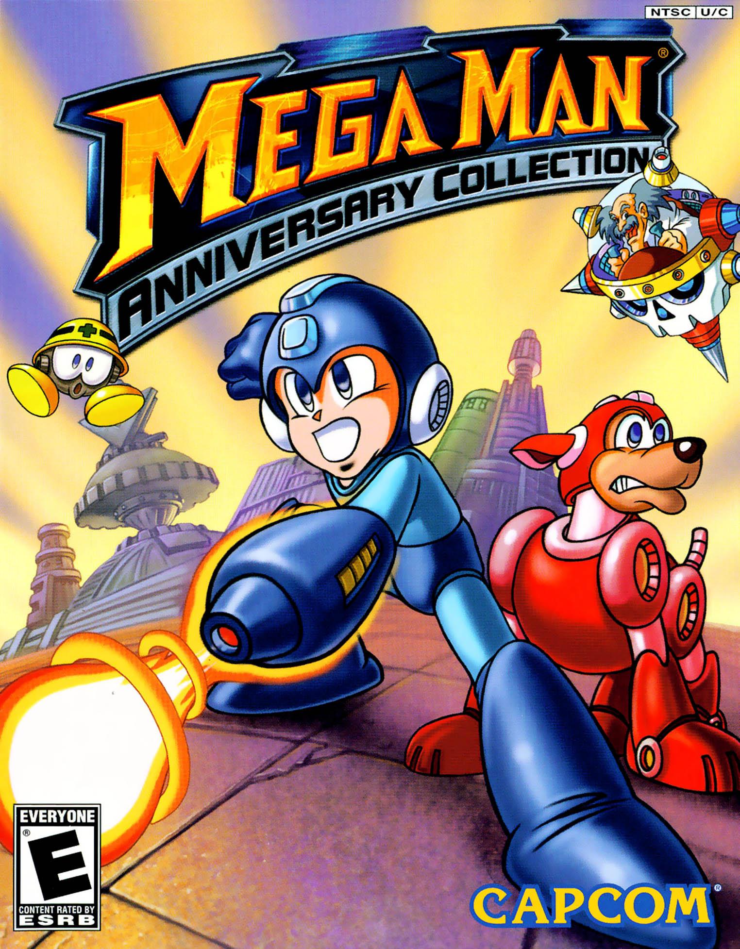 Mega Man Anniversary Collection - Mega Man HQ
