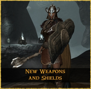 Hoc new weapons