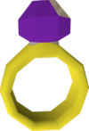 Ring of wealth detail