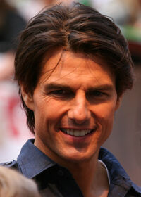 Tom Cruise (Close Up)