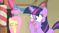 Twilight shocked S01E22