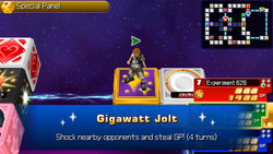 Command Gigawat Jolt