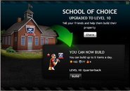 School of Choice Level 10