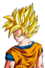 Son goku ssj raging blast hd by nostal-d4992o2