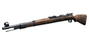 Kar98k menu icon WaW