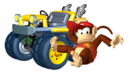 MKPC Diddy Kong