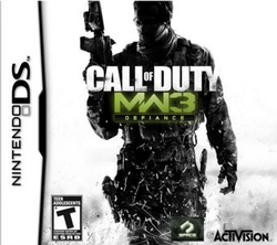 MW3 DEFIANCE