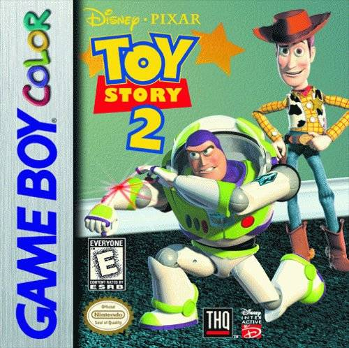 Infinity Toy Story Nintendo Ds Game : Toy story game boy color the nintendo wiki wii