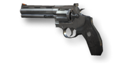 .44 Magnum menu icon MW2