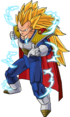 Vegeta dbm ssj3 by db own universe arts-d4h1p05