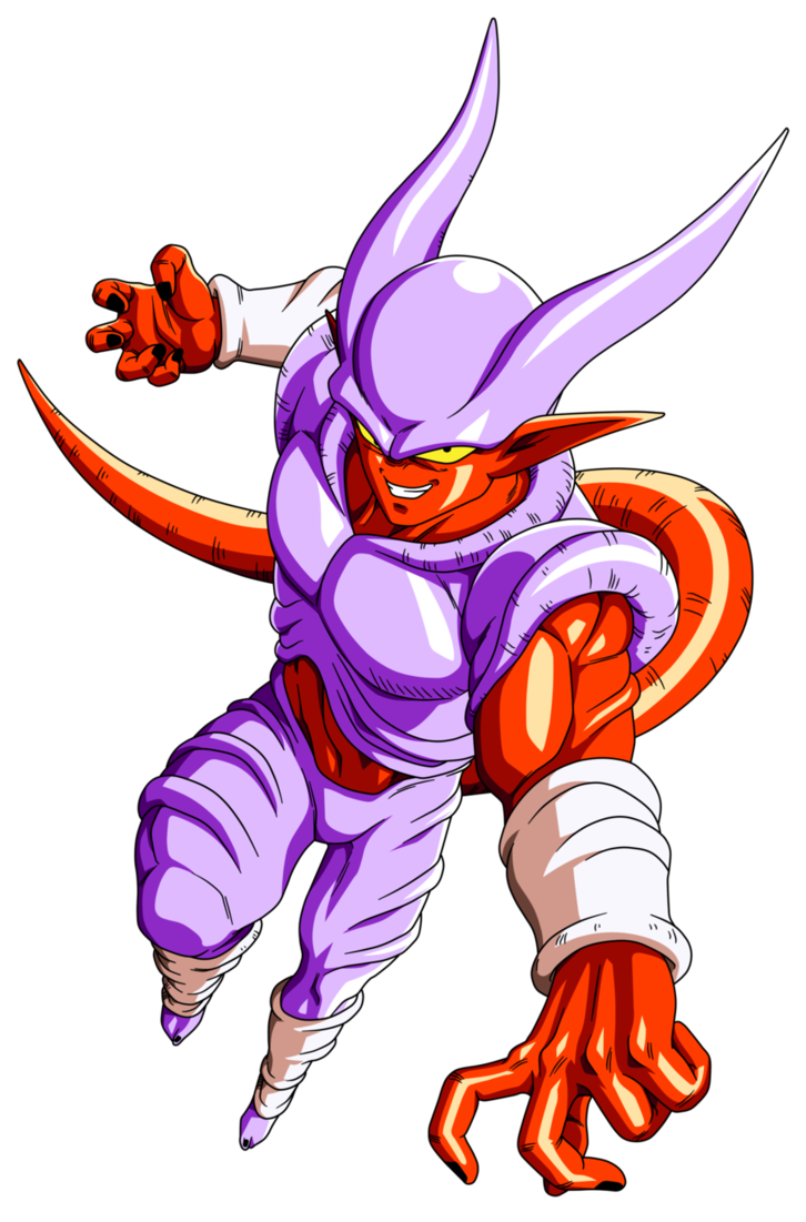 Janemba - Dragon Ball Wiki