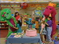 Happy Birthday Barney