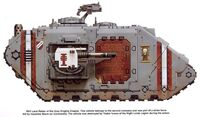 MKV Land Raider