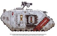 MKV Land Raider Crusader