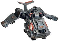 Grey Knights Stormraven Gunship
