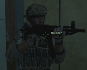 Thumper MW3