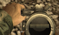 Type 100 Iron Sights WaWFF