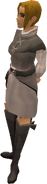 Female banker Grand Exchange