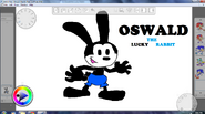 Oswald the Lucky Rabbit By Metal