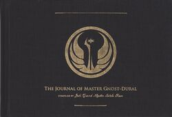 The Journal of Master Gnost-Dural book cover