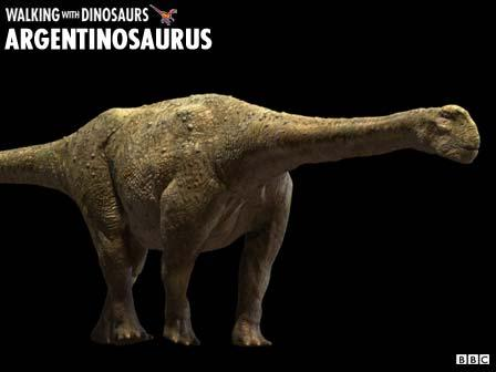 Argentinosaurus - Walking With Wikis - the free Walking with ... Walking With Dinosaurs Edmontonia