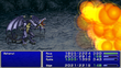 FF4PSP Enemy Ability Megaflare