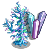 Giant Bare Crystal Tree-icon