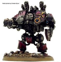 Emperor&#39;s Children Sonic Dreadnought