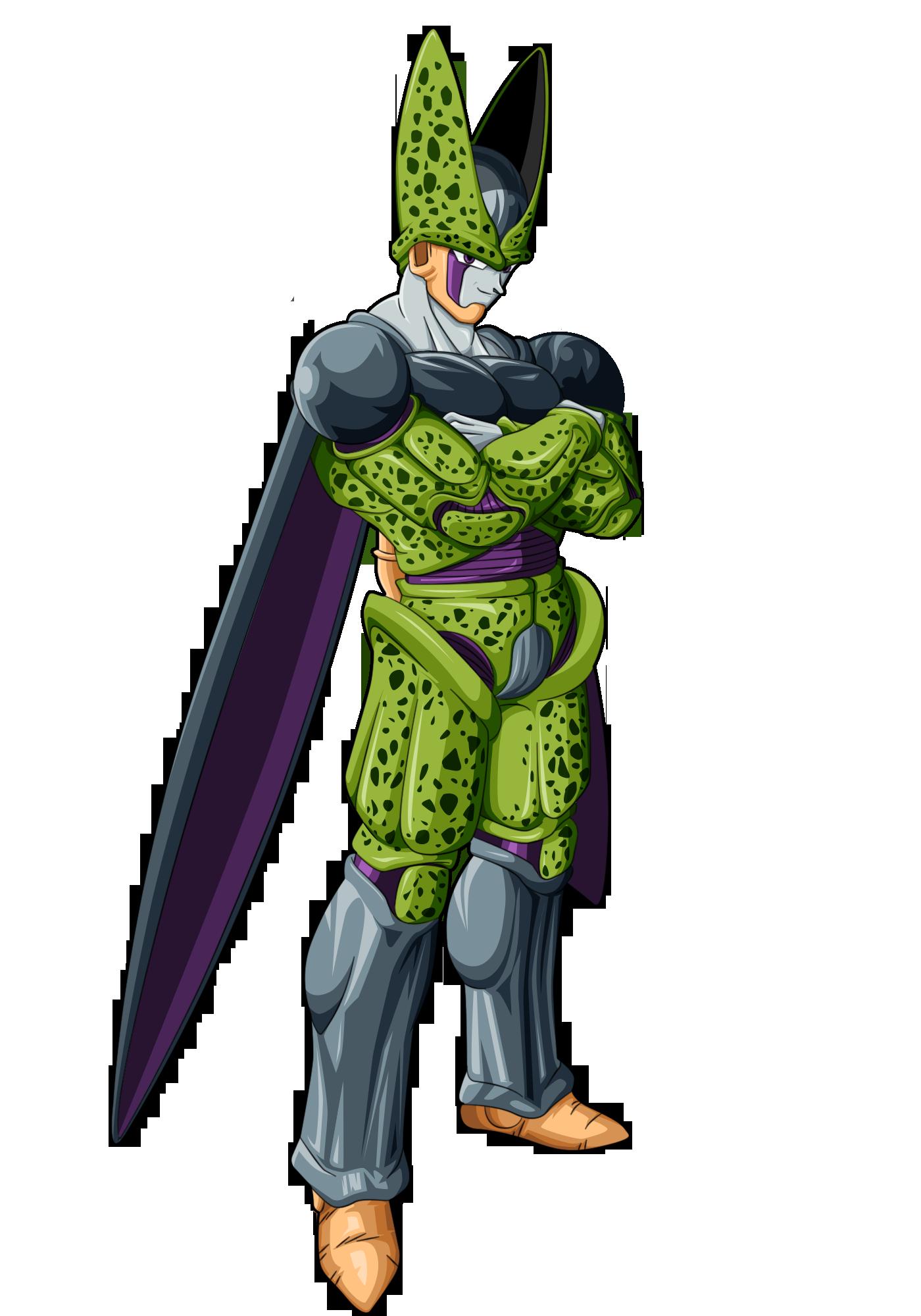 Forum super saiyan cell dragon ball wiki - Super cell dbz ...