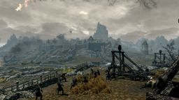 Siege of Whiterun