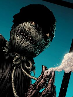 Scarecrow new 52