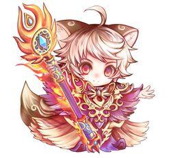 Sorcerer - Spirit Tales/Glory Destiny Wiki