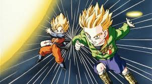 Gohan Vs Broly Second Coming