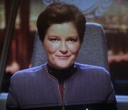 Kathryn Janeway, 2379
