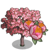 Pink Plum Tree-icon